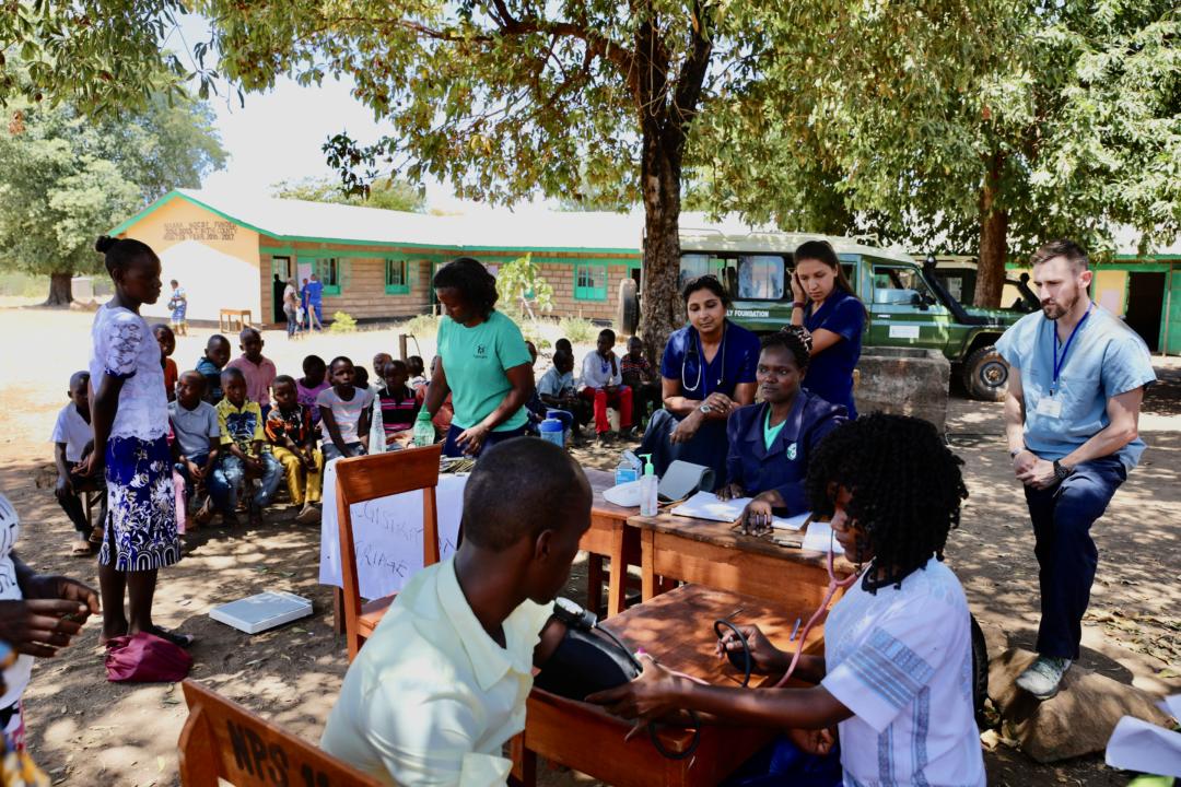 Global Health Kenya