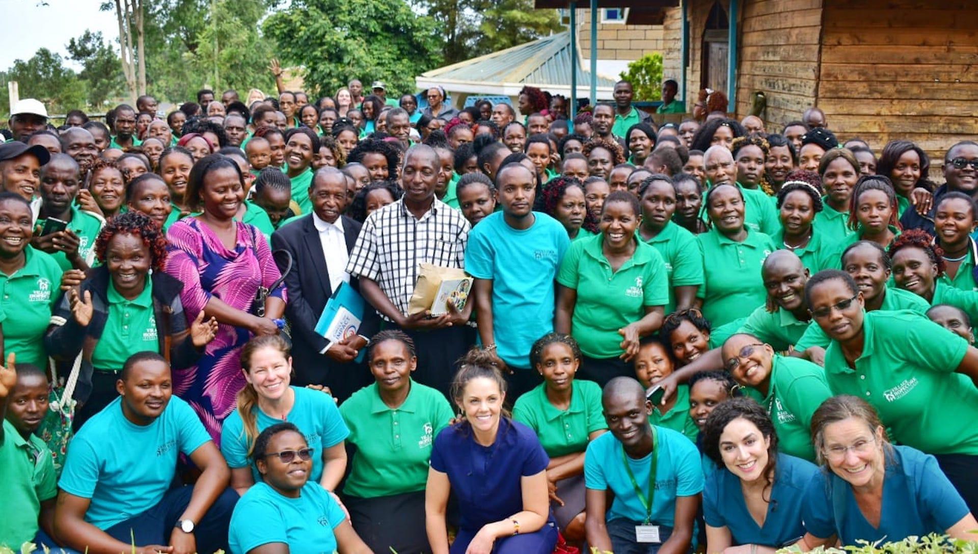 Our Team at MedTreks Kenya