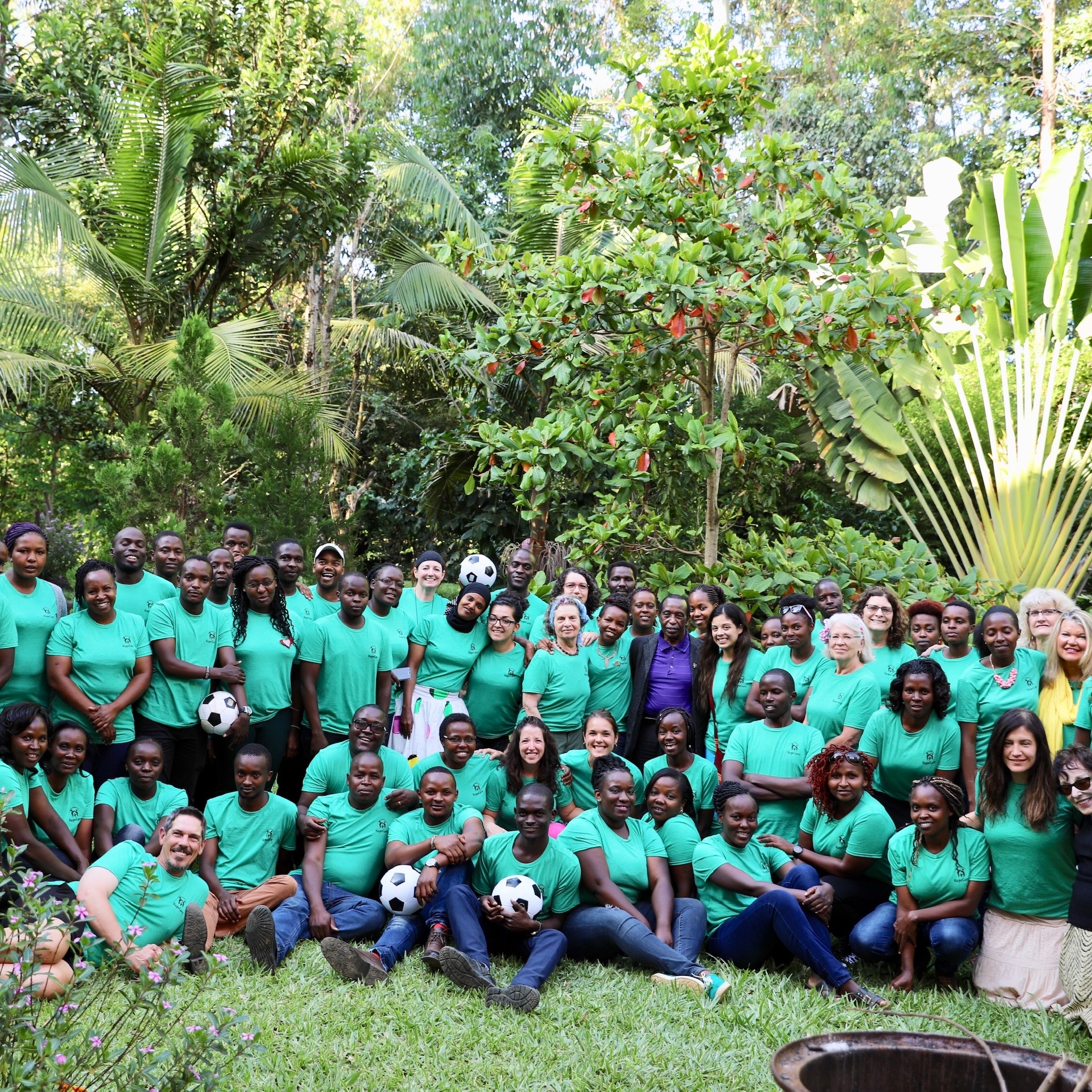 MedTreks Kenya Team Photo
