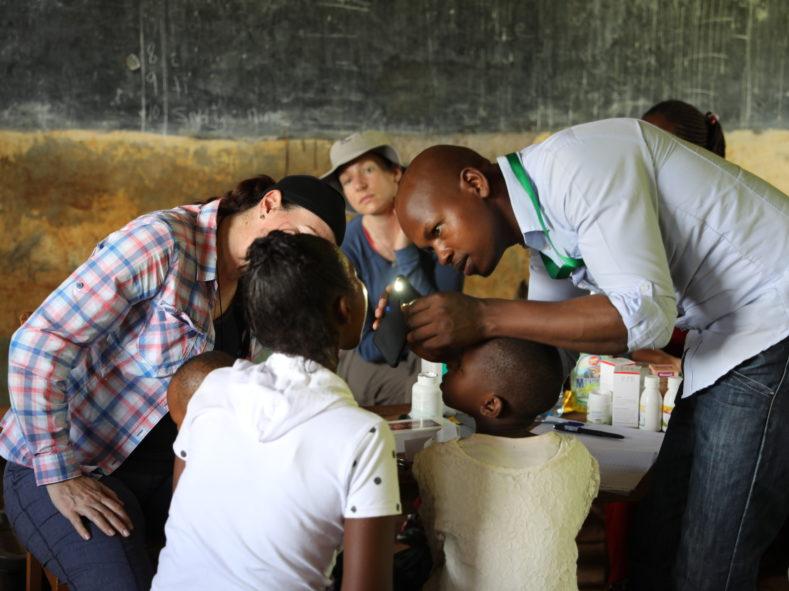 Medical Volunteer Kenya