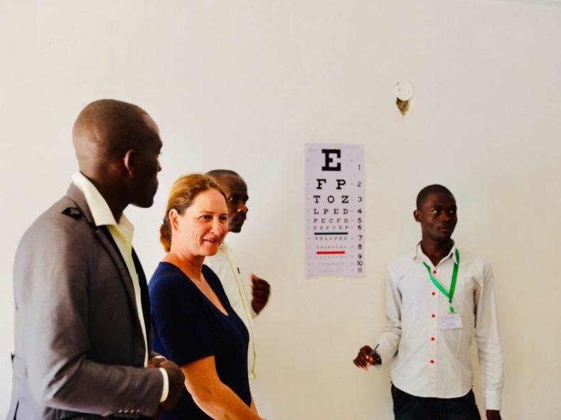 Medical Volunteers for our Vision Program in Kenya