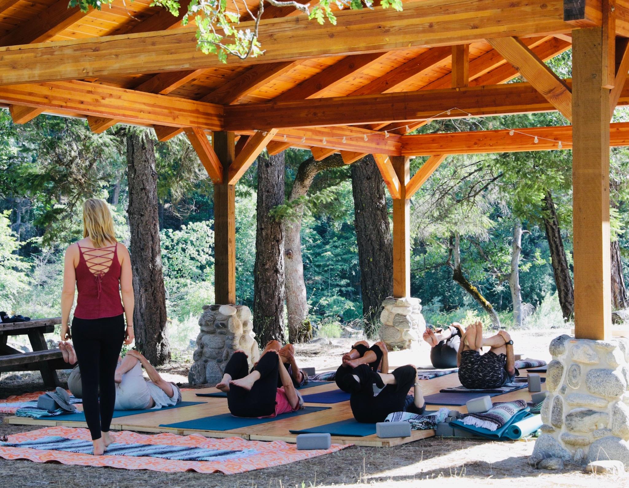 Yoga Retreat for Nurse Burnout