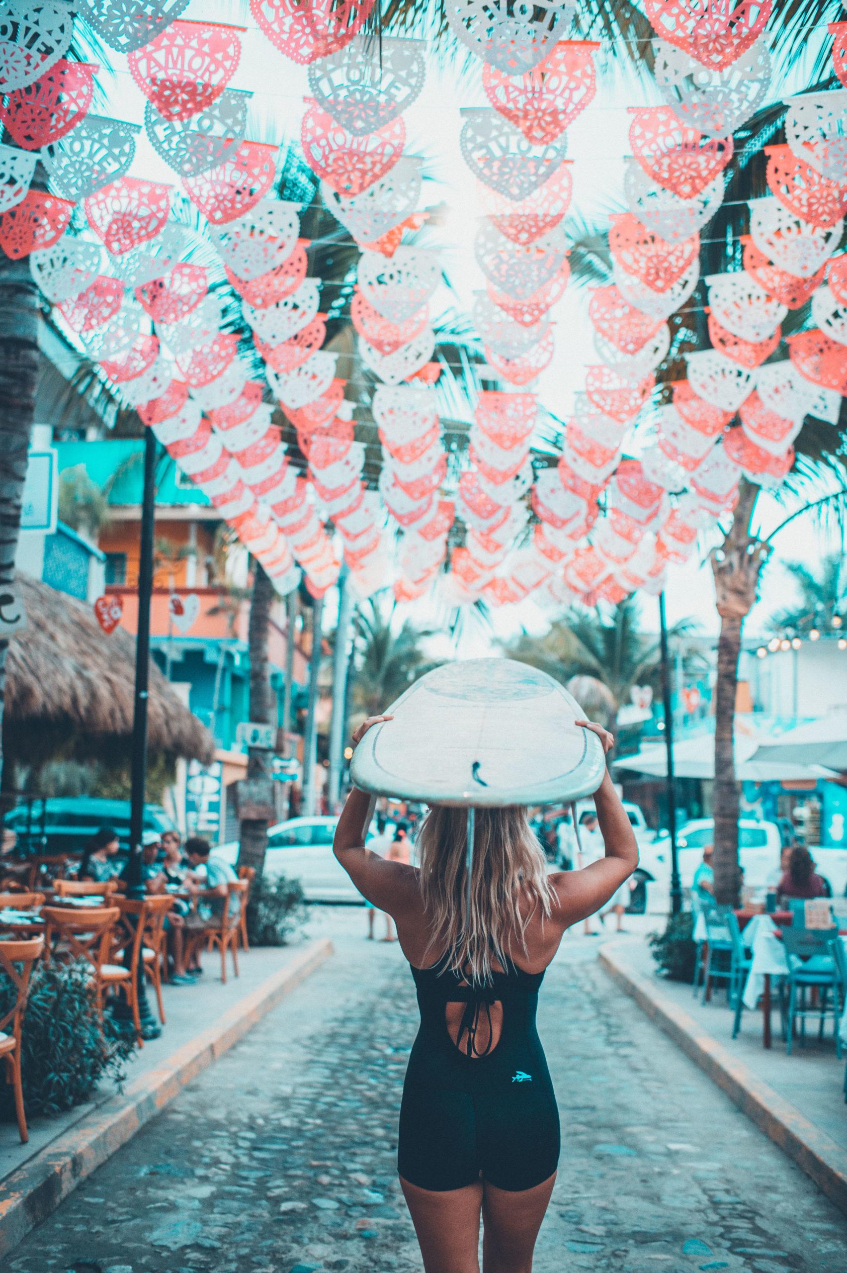 Mexico wellness retreat