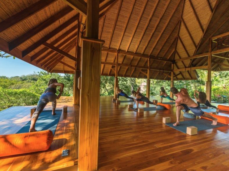 Nurse Burnout Yoga Retreat