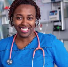 Winnie Wanjiru MedTreks Faculty