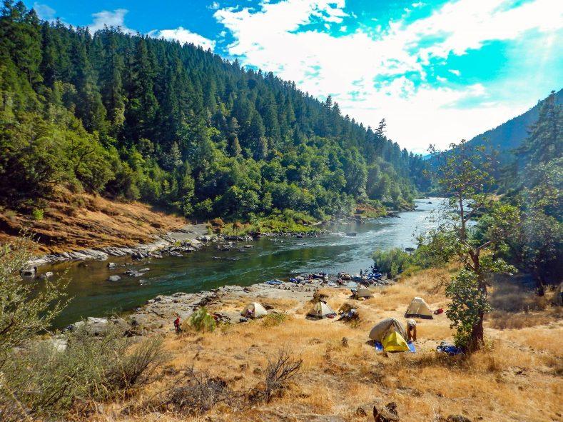 Rafting Trip Rogue River
