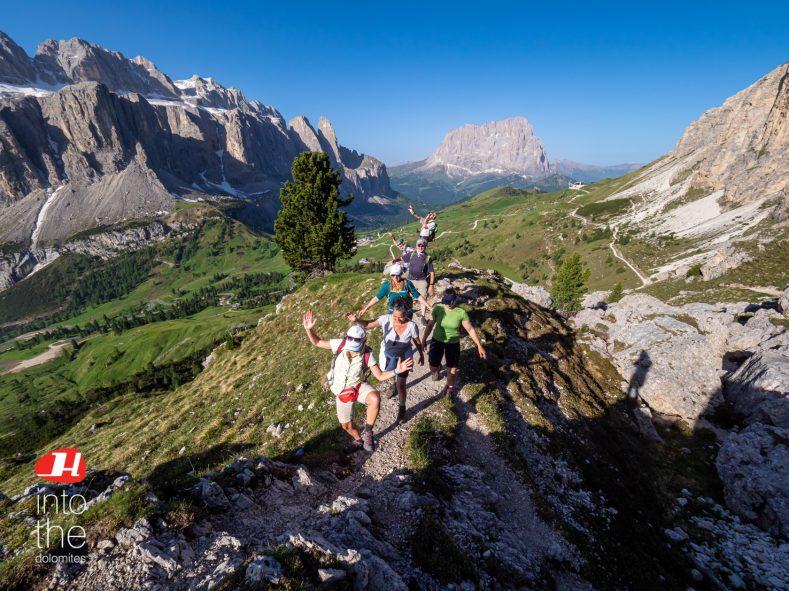 Explore the Dolomites
