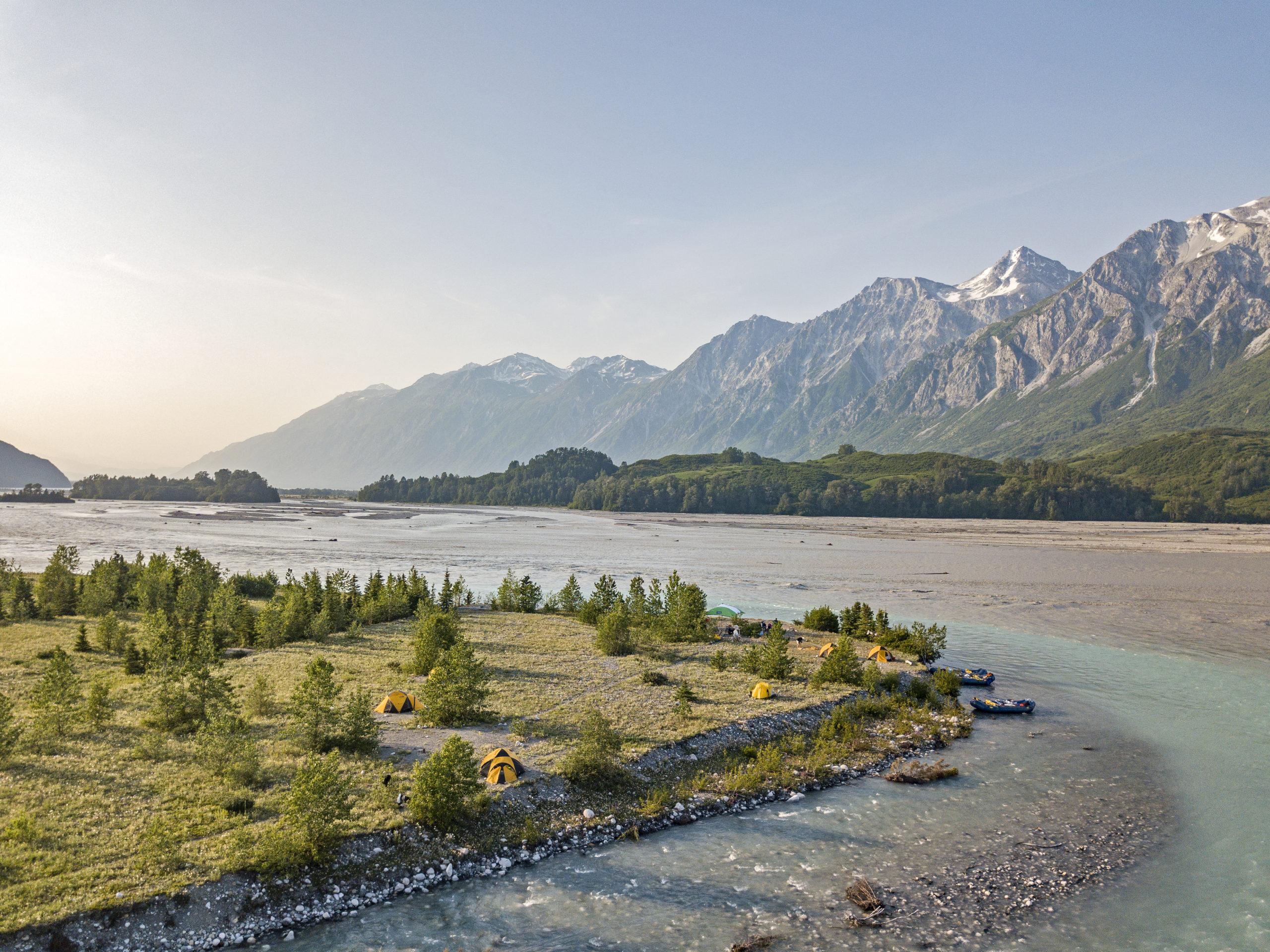 Alaska Tatshenshini Expedition