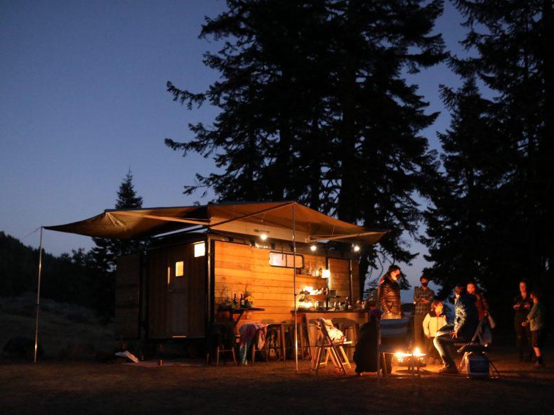 california retreat